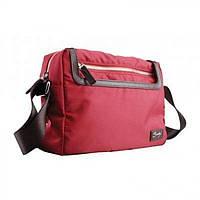 Красная практичная сумка через плечо  Sumdex арт. NOA-706PP