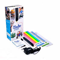 3D-ручка 3Doodler Create - ЧЕРНАЯ (50 стержней из ABS-пластика)