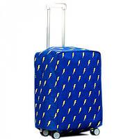 Удобный чехол на маленький чемодан Traum арт. 7015-06