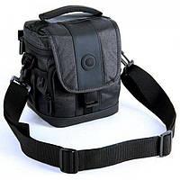 Универсальная сумка для фото и видео камер Continent арт. FF-01Black