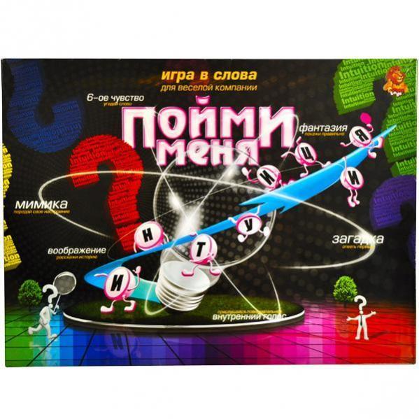Настольная игра Пойми меня Danko Toys DTG18
