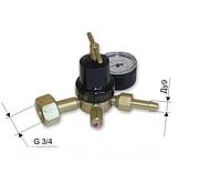 Регулятор расхода углекислотный У-30-2ДМ