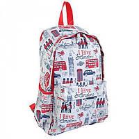 Компактный молодежный рюкзак California 1Вересня арт. 553819