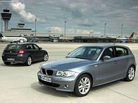 БМВ 1 / BMW 1 (E81 E82 E87 E88) (Хетчбек, Купе, Кабриолет) (2004-2011)