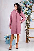 Пальто женское шерстяное демисезонное весна осень В-981 Пальто женские