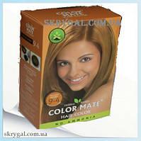Индийская краска для волос. Золотисто-коричневый. хна натуральная