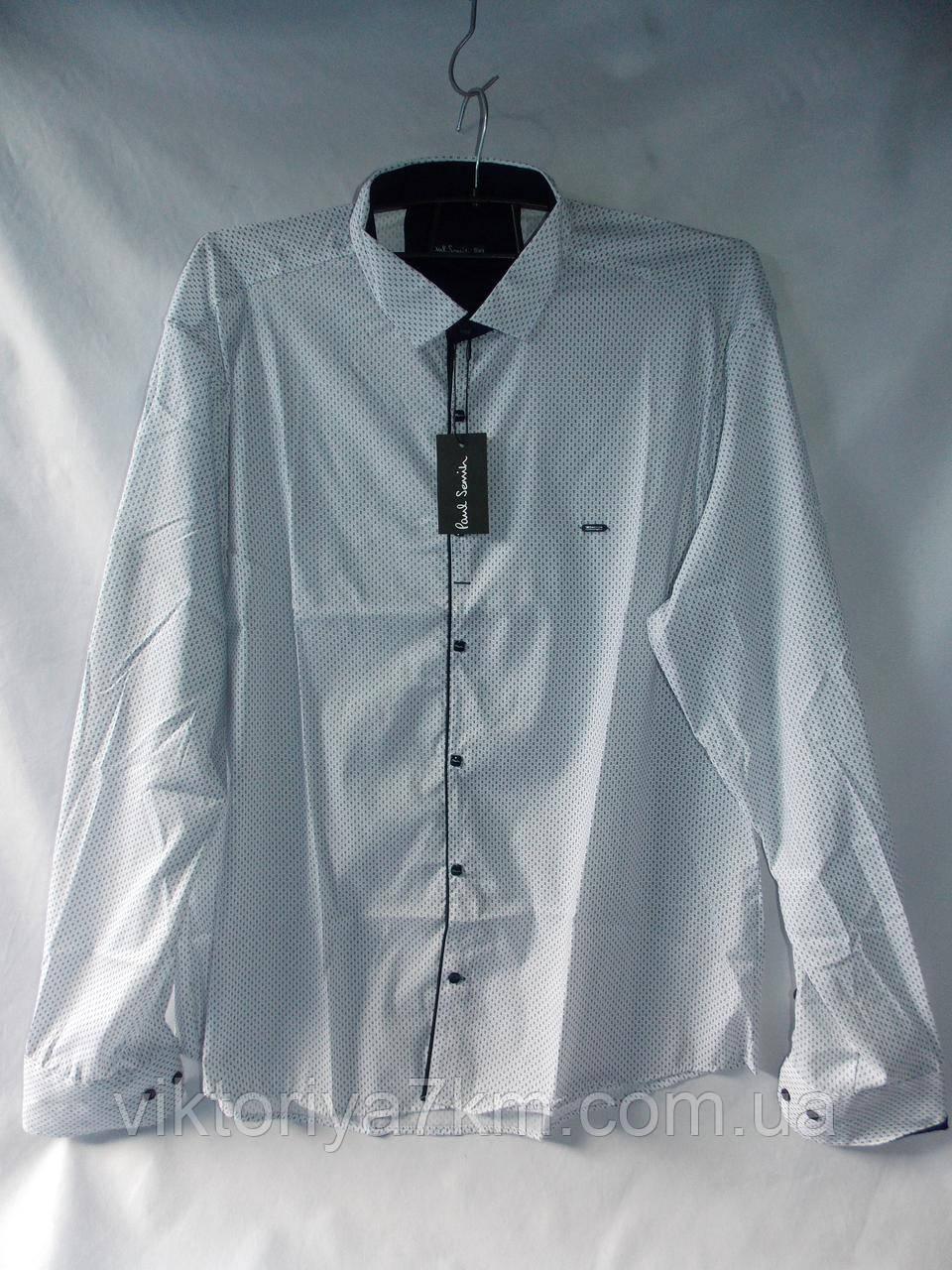 """Рубашка мужская (батал) """"Prest"""" RS2-5034"""