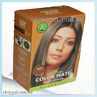 Индийская краска для волос. Коричневая. хна натуральная
