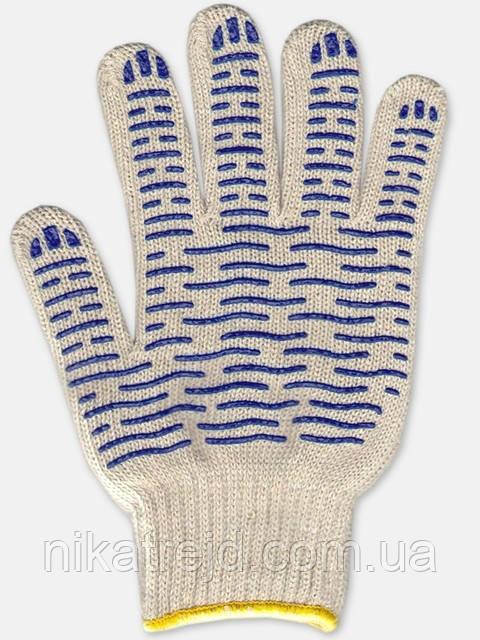 Перчатки волна