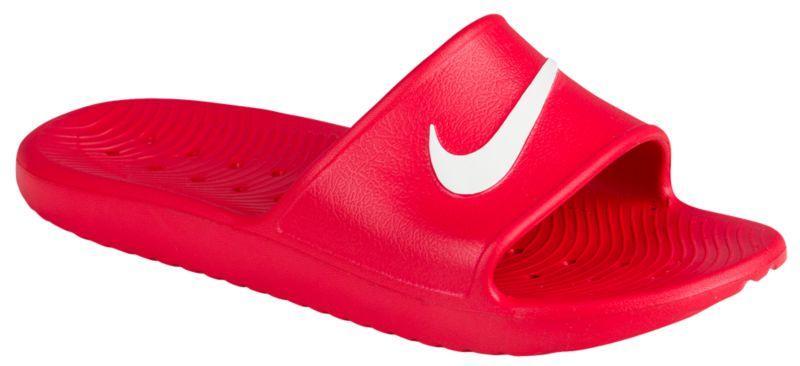 5512e4bc3ff Сандали Вьетнамки (Оригинал) Nike Kawa Shower Slide University Red White -  TopUSA