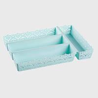 Лоток-фраже для столовых приборов Lace Tuffex TP-8075
