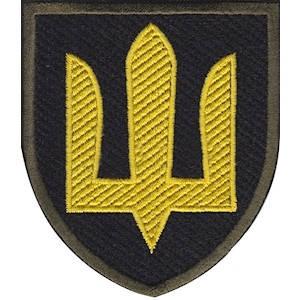 """Шеврон """"Танкові війська"""", фото 2"""