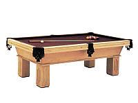 """Бильярдный стол """"GEM"""" 9фут, пирамида, светлое дерево. Бильярдный стол купить, купить бильярдный стол, Бильярд"""