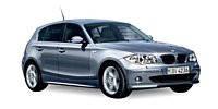 Накладки на панель BMW 1 (2004-2011)
