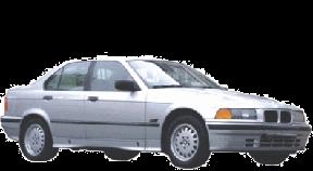 Накладки на панель BMW 3 E-36 (1990-2000)