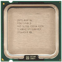 Процессор Intel Pentium D 945 3.40GHz/4M/800 s775, tray