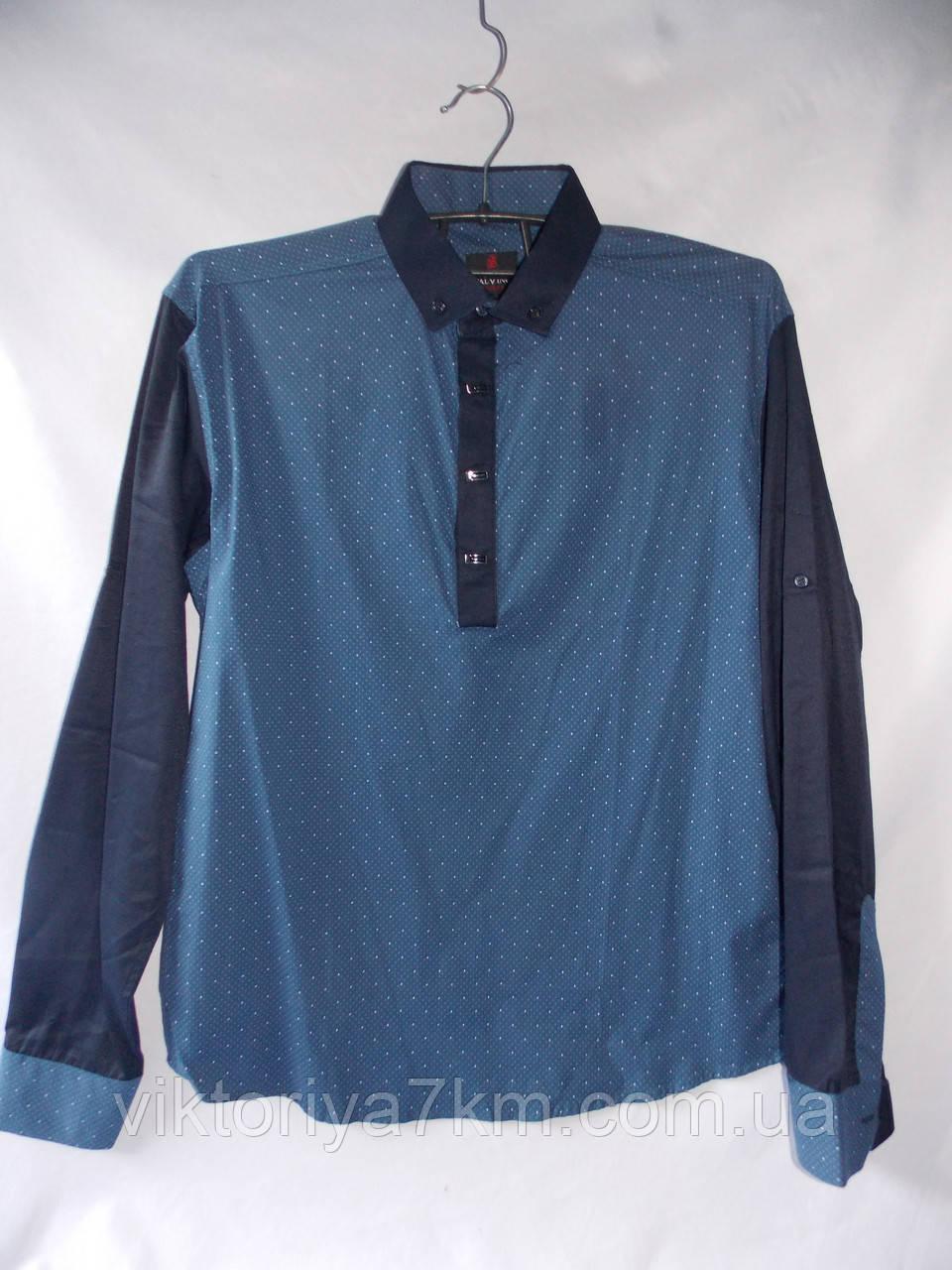 """Рубашка мужская (норма) """"Prest"""" RS2-5034"""