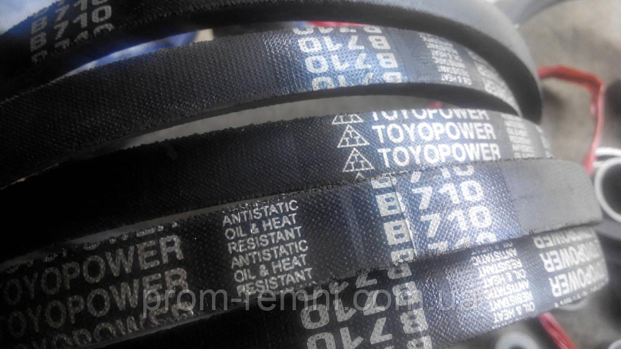 Клиновий ремінь приводний В(Б)-710 TOYOPOWER