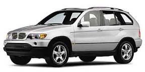 Накладки на панель BMW X5 E-53 (1999-2006)