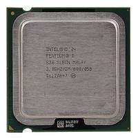 Процессор Intel Pentium D 830 3.0GHz/2M/800 s775, tray