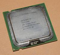 Процессор Intel Pentium D 805 2.66GHz/2M/533 s775, tray
