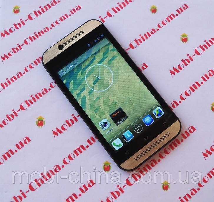 "Копия HTC ONE M8 dual sim Android, WiFi, 4.3""  НТС М8  new"