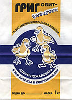 Премикс 1% цыпленок