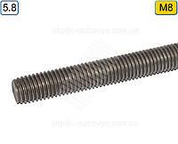 Шпилька М8 резьбовая стандарт DIN 975 | вес