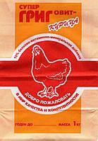 Премикс 10% Супергриговит курица