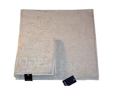 Полотенце 100х50 см Plain Uni бежевый
