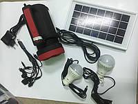 Фонарик кемпинг-солнечная панель