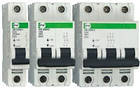 Автоматический выключатель АВ2000 City 3Р C 16A  4.5кА Промфактор, фото 2