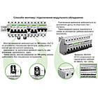Автоматический выключатель АВ2000 City 3Р C 16A  4.5кА Промфактор, фото 4