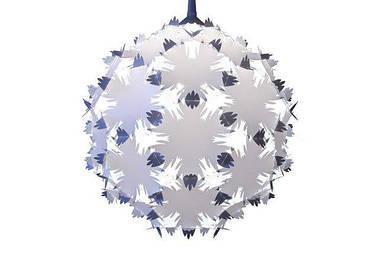 Лампа Estrela белая