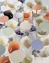 Кресло Dr. No białożółte, фото 2