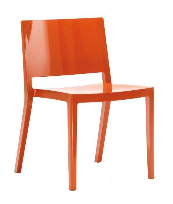 Стул Lizz оранжевые