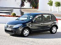 Дача Сандеро / Dacia Sandero (Хетчбек) (2007-2013)