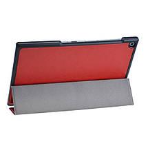 Чехол Crazy Horse Smart для Sony Xperia Z2 Tablet красный, фото 3