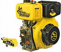 Дизельный двигатель Кентавр ДВС-300ДШЛЭ (электростартер, шлицы, 6 л.с., дизель)