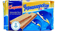 """Вафли """"Спартак топ"""" Черноморские 72гр"""