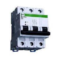 Автоматический выключатель АВ20003РD 25A6кА