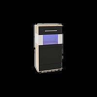 Шкаф витринный 1 д Neone 3