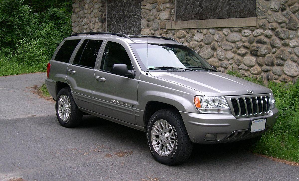Лобовое стекло на Jeep Cherokee (Внедорожник) (1984-2001)