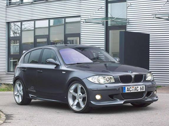 Лобовое стекло на BMW 1 (E81/E82/E87/E88) (Хетчбек, Купе, Кабриолет) (2004-2011) , фото 2