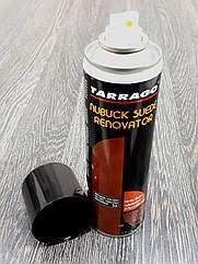 Восстанавливающая спрей-краска Tarrago Nubuck Suede Renovator 250 мл цвет темно-зеленый (33)