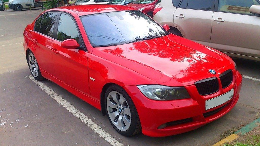 Лобовое стекло на BMW 3 (E90/E91) (Седан, Комби) (2005-2011)