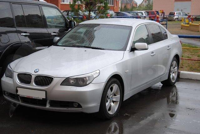Лобовое стекло на BMW 5 (E60/E61) (Седан, Комби) (2003-2010) , фото 2
