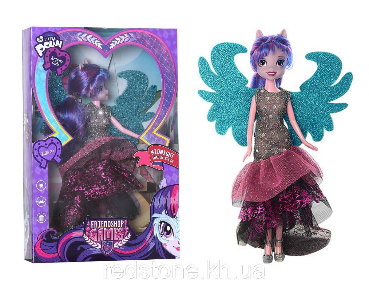 Кукла пони с крылышками Эквестрии Май Литл Пони My Little Pony 2139