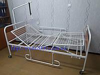 Кровать медицинская функциональная 4-х секционная (ложе сетка)