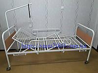 Кровать медицинская функциональная 4-х секционная (ложе сетка) для лежачих больных и больных после инсульта